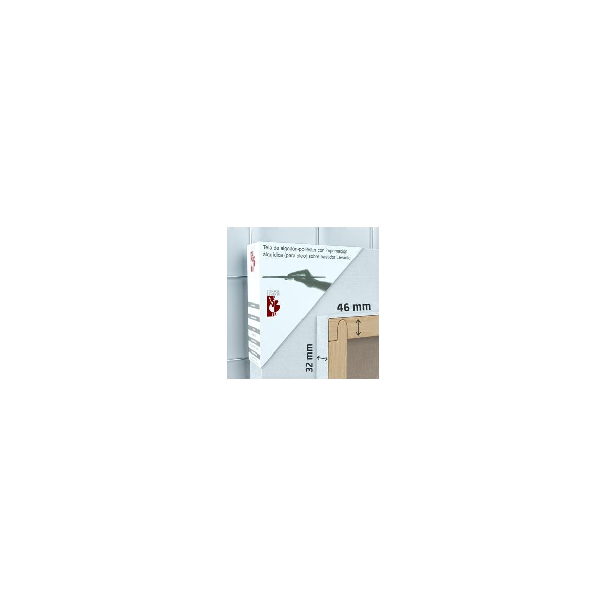 LIENZO DOBLE FIGURA 65X54...