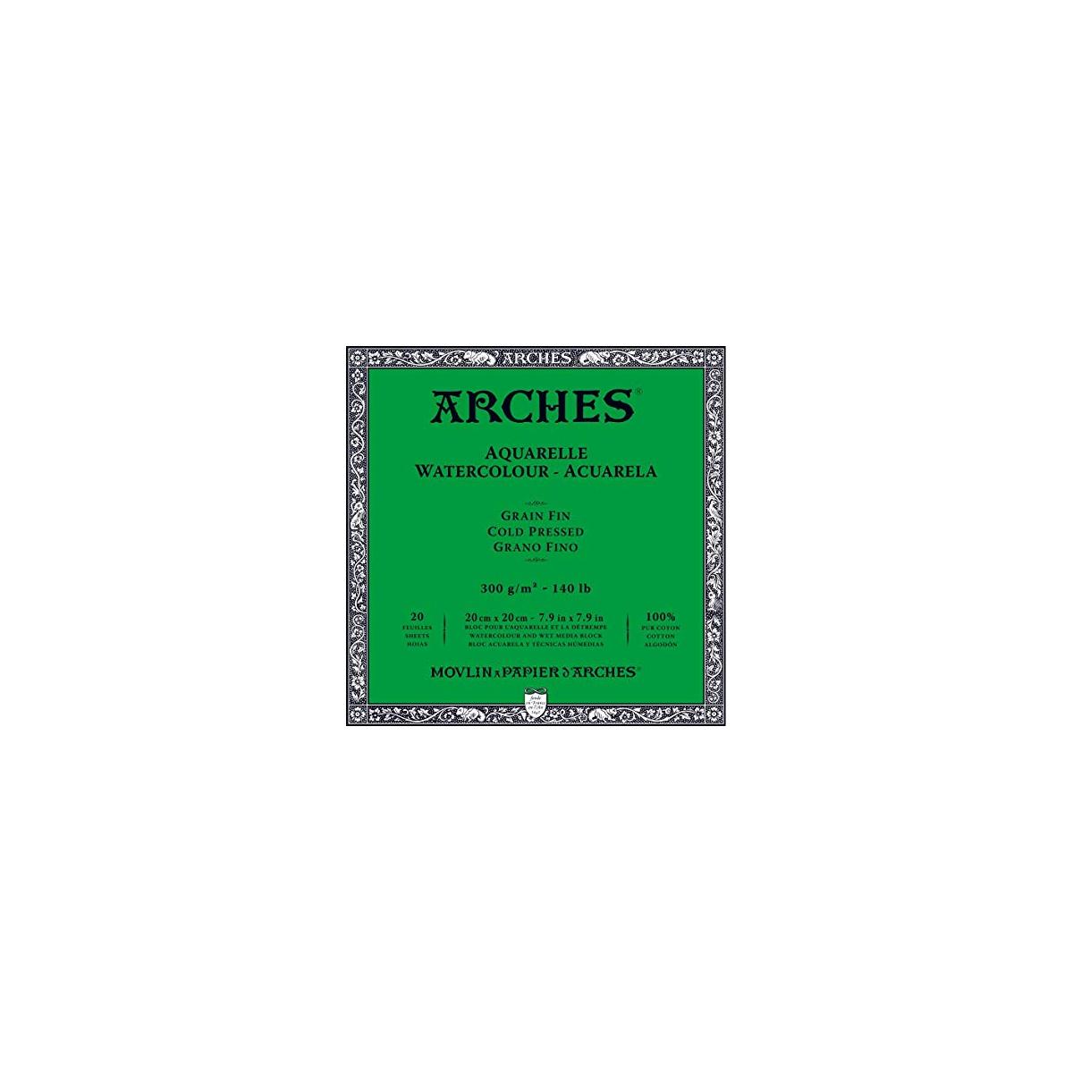 BLOC ARCHES 20X20 300 GR...