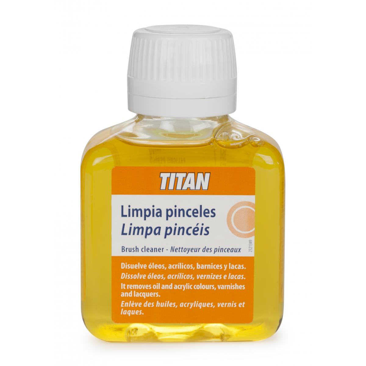 LIMPIADOR DE PINCELES TITAN...