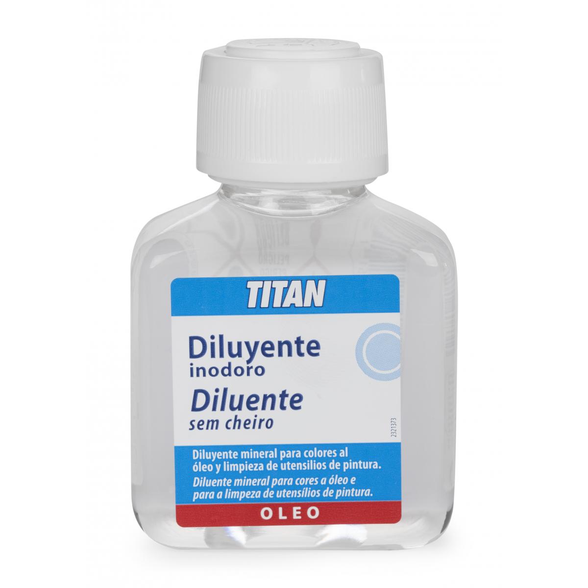 DILUYENTE INODORO TITAN 100ML