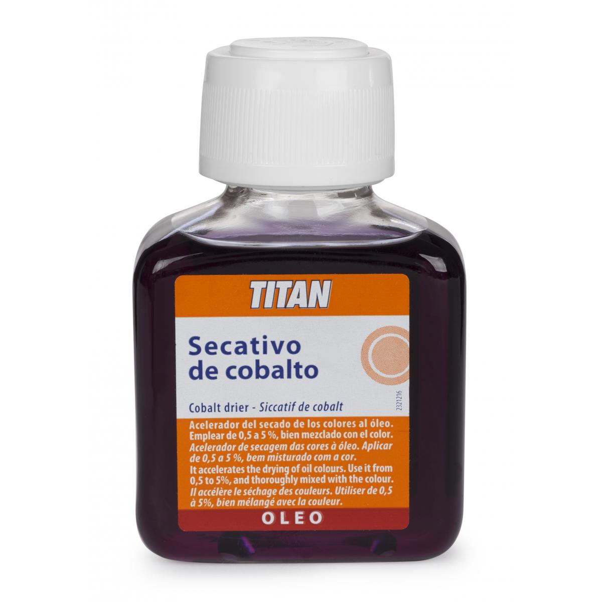 SECATIVO COBALTO TITAN 100ML