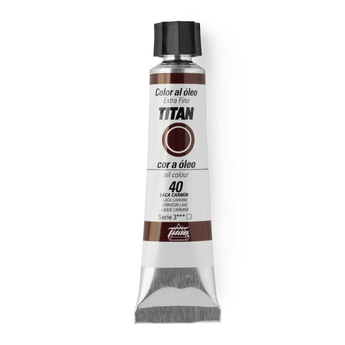 OLEO TITAN Nº40 20ML LACA...