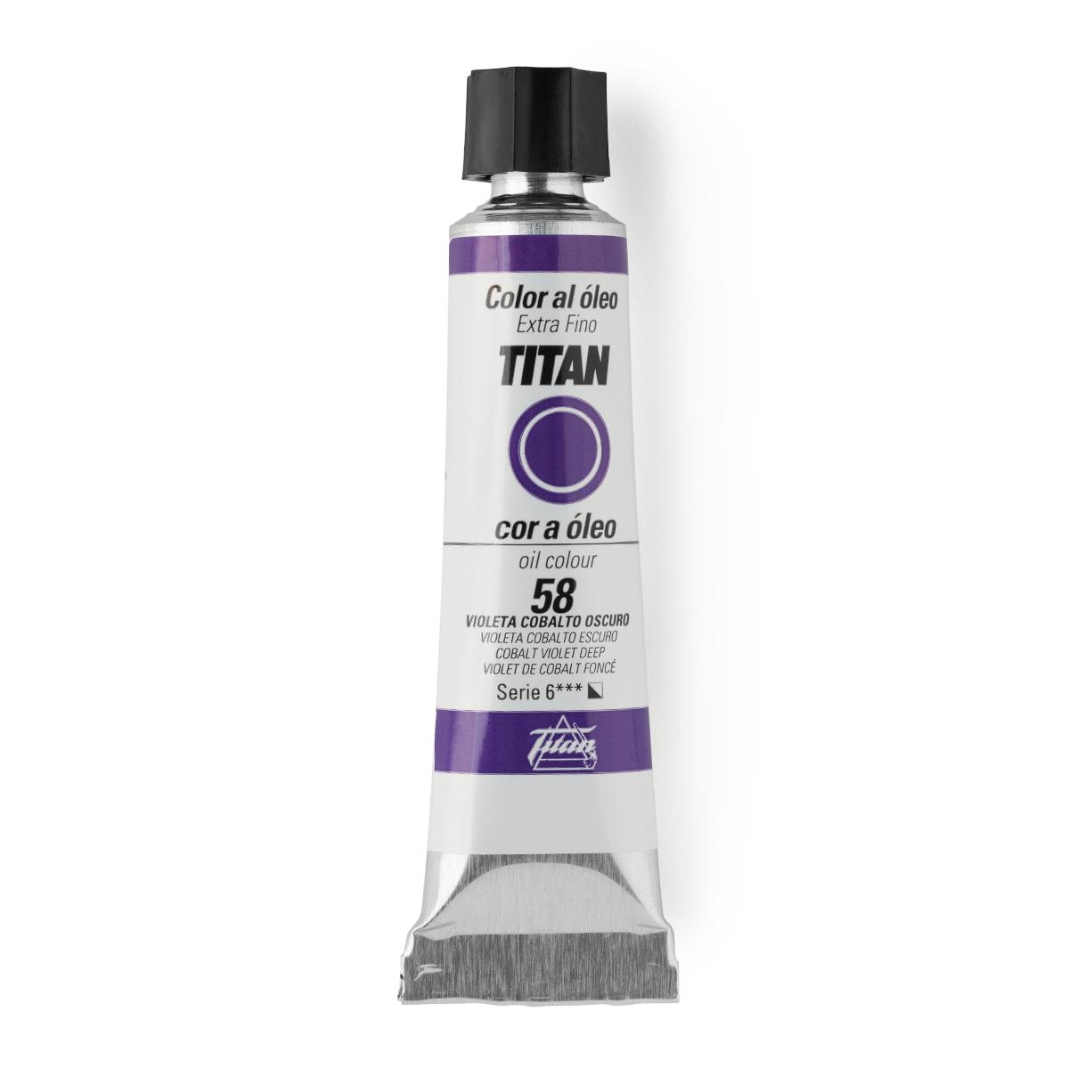 OLEO TITAN Nº58 20ML...