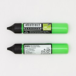 ABSTRACT LINER 895 VERDE FLUO