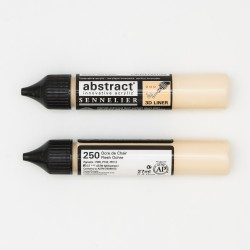 ABSTRACT LINER 250 OCRE CARNE
