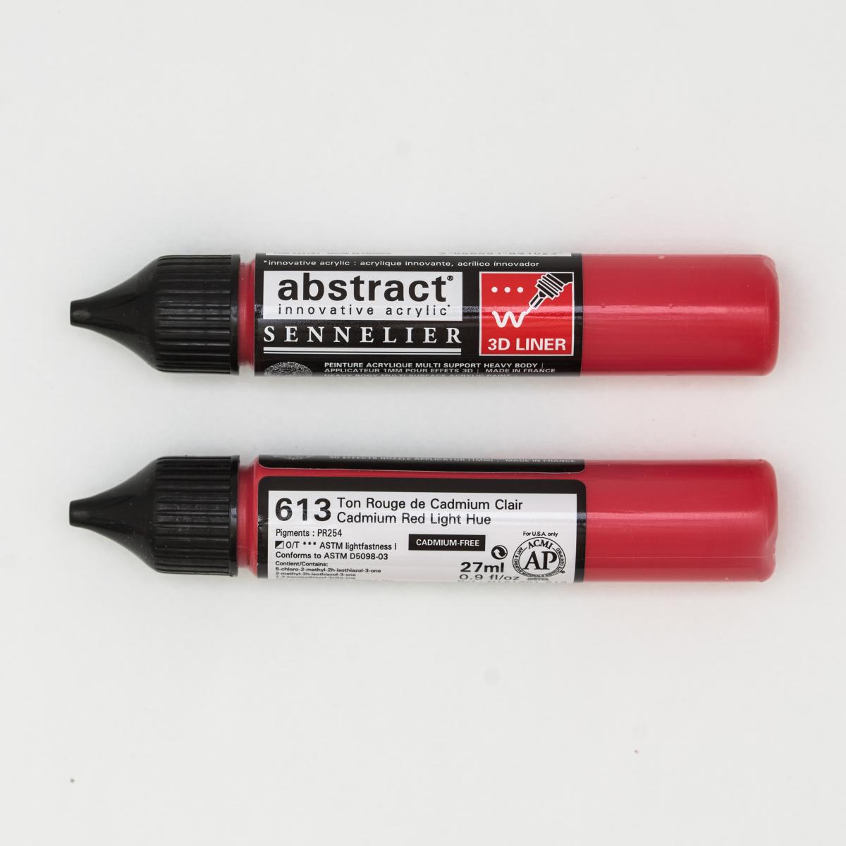 ABSTRACT LINER 613 ROJO...