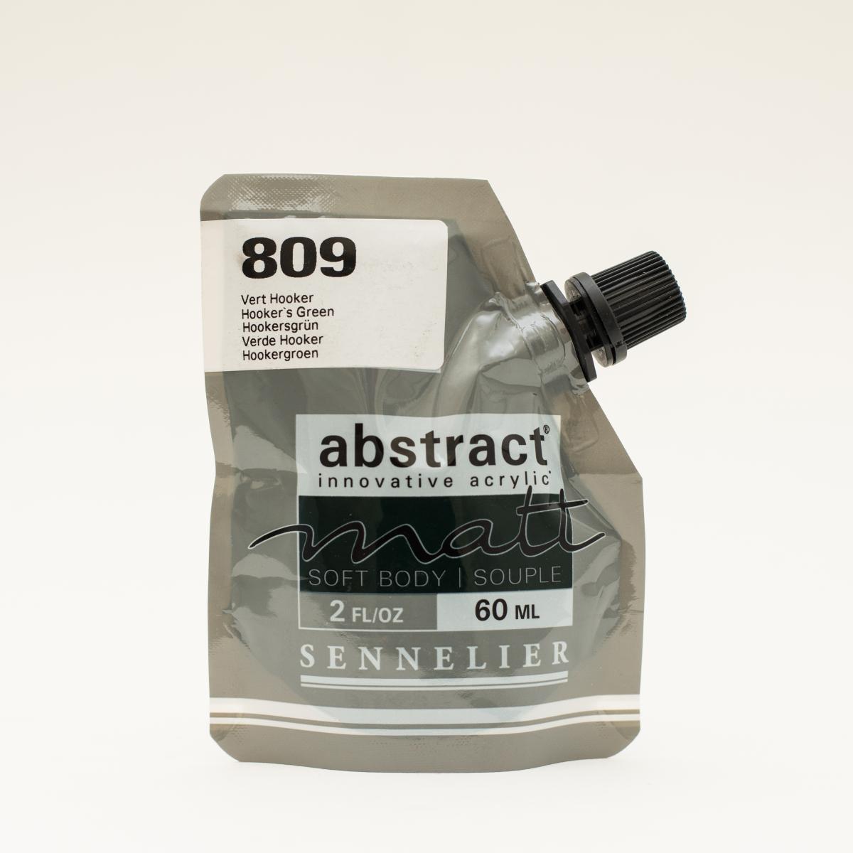 ABSTRACT MATT 809 VERDE HOOKER