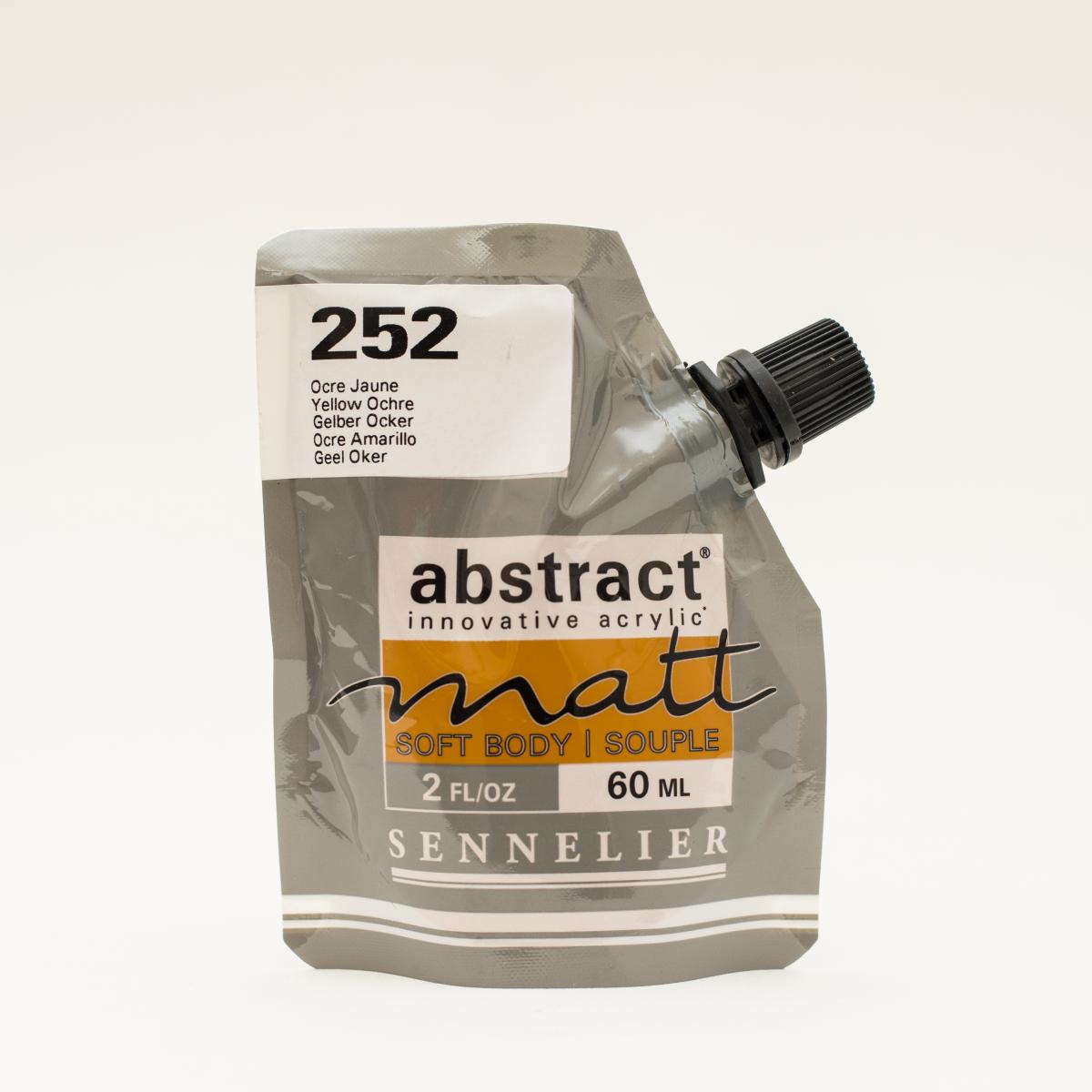ABSTRACT MATT 252 OCRE...