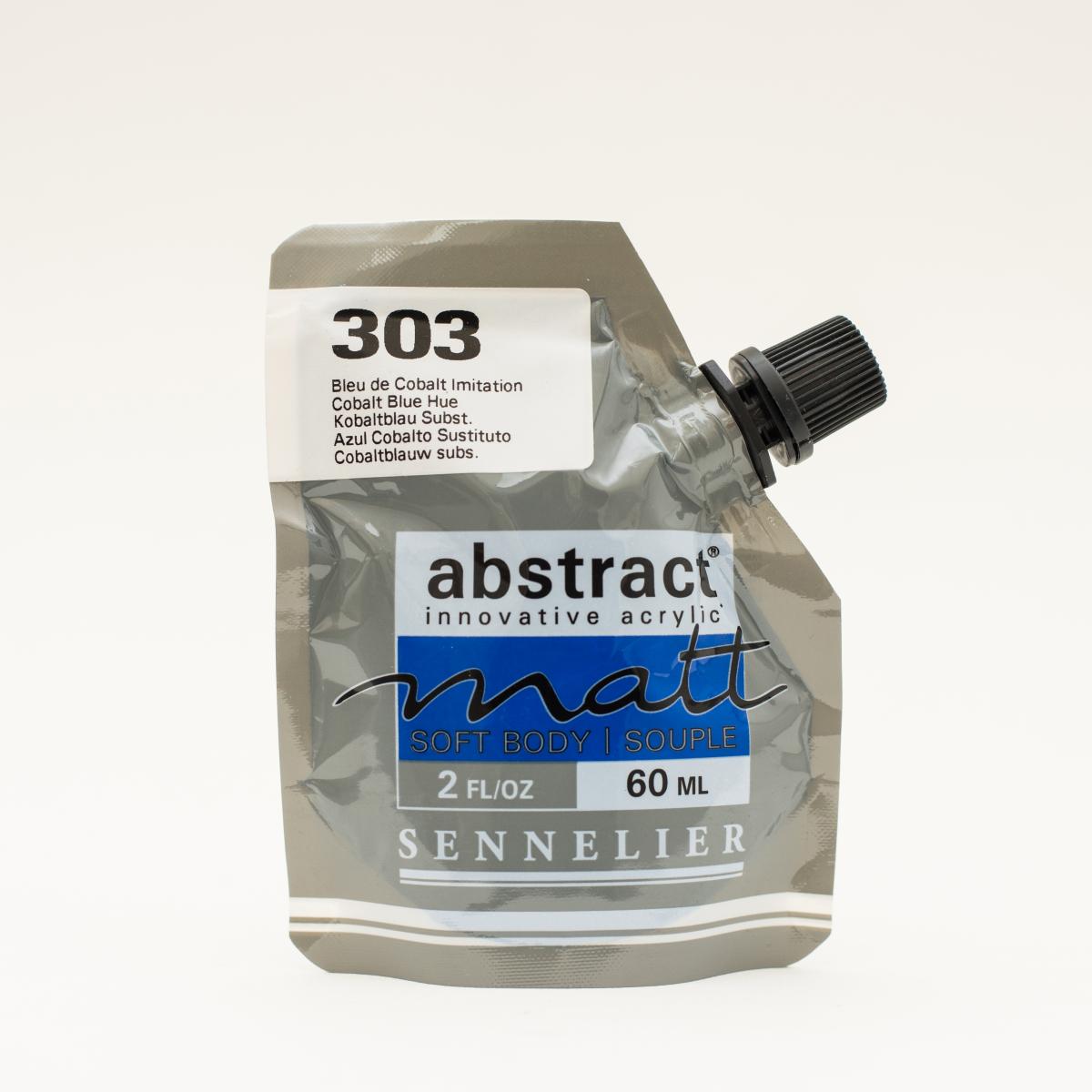 ABSTRACT MATT 303 AZUL...