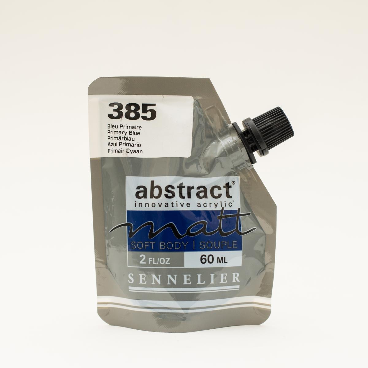ABSTRACT MATT 385 AZUL...