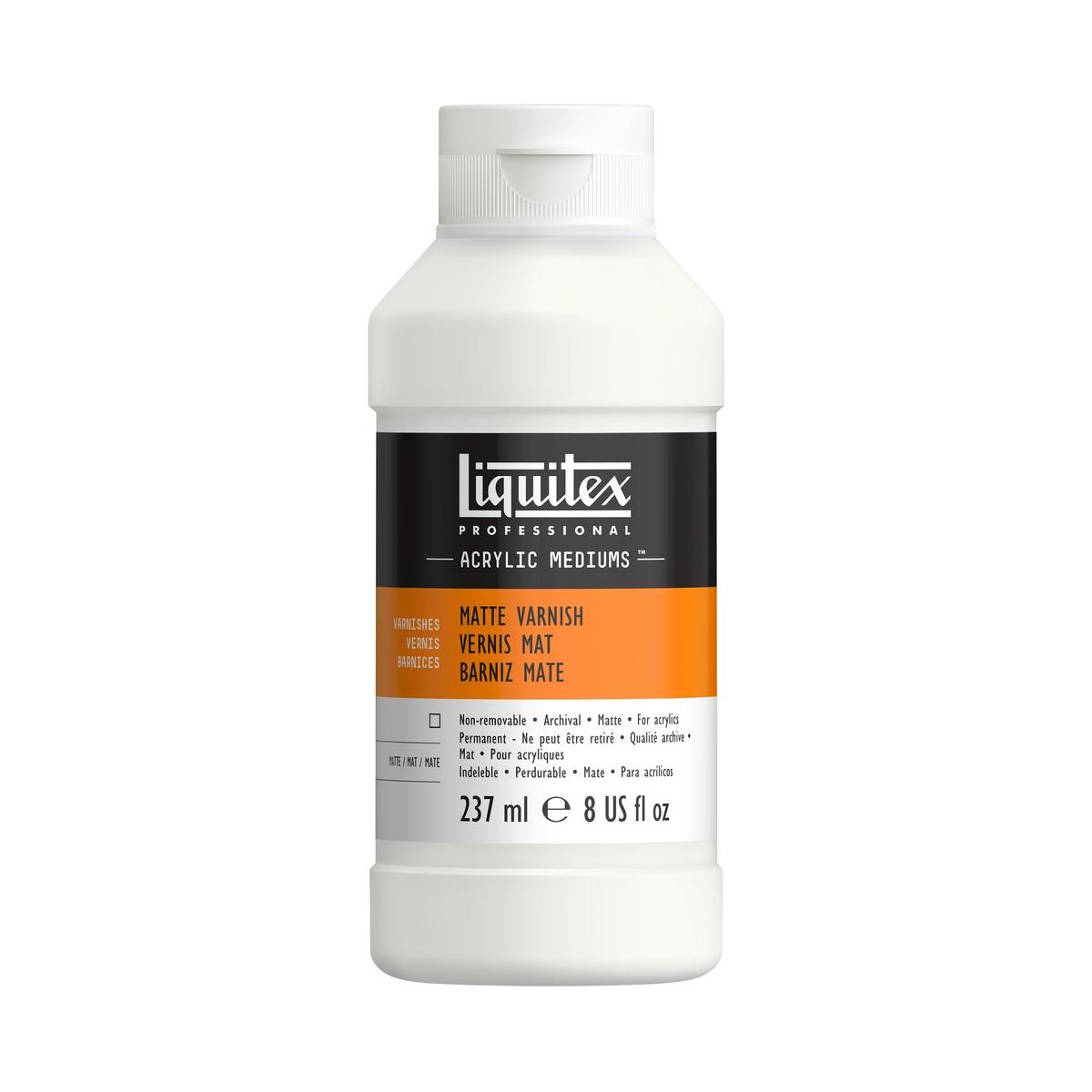 LIQUITEX BARNIZ MATE 237ML