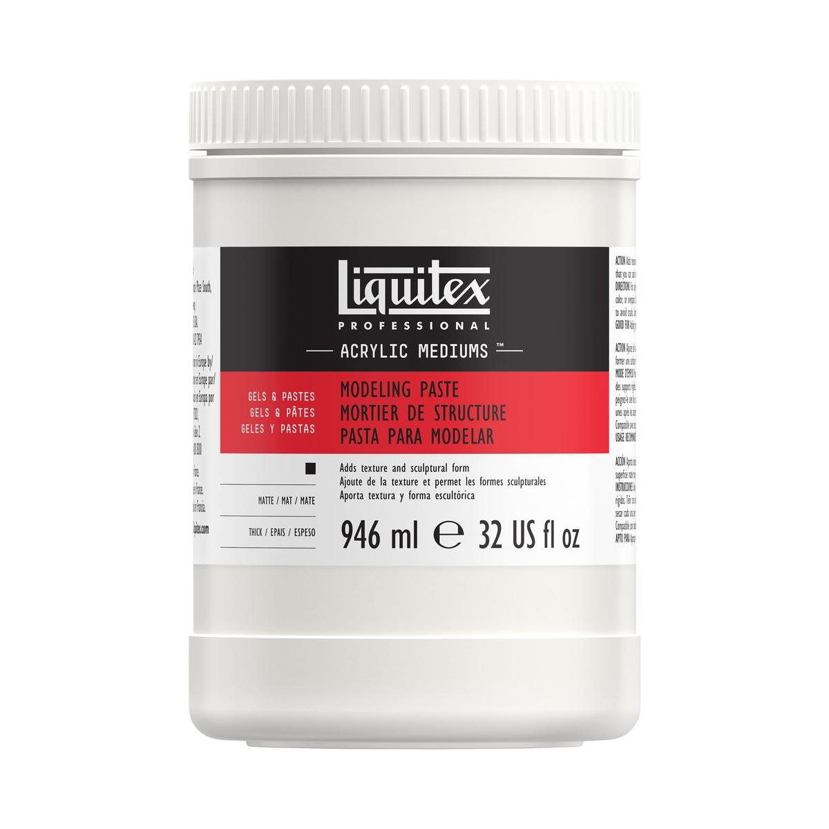 MODELING PASTE LIQUITEX 946 ML