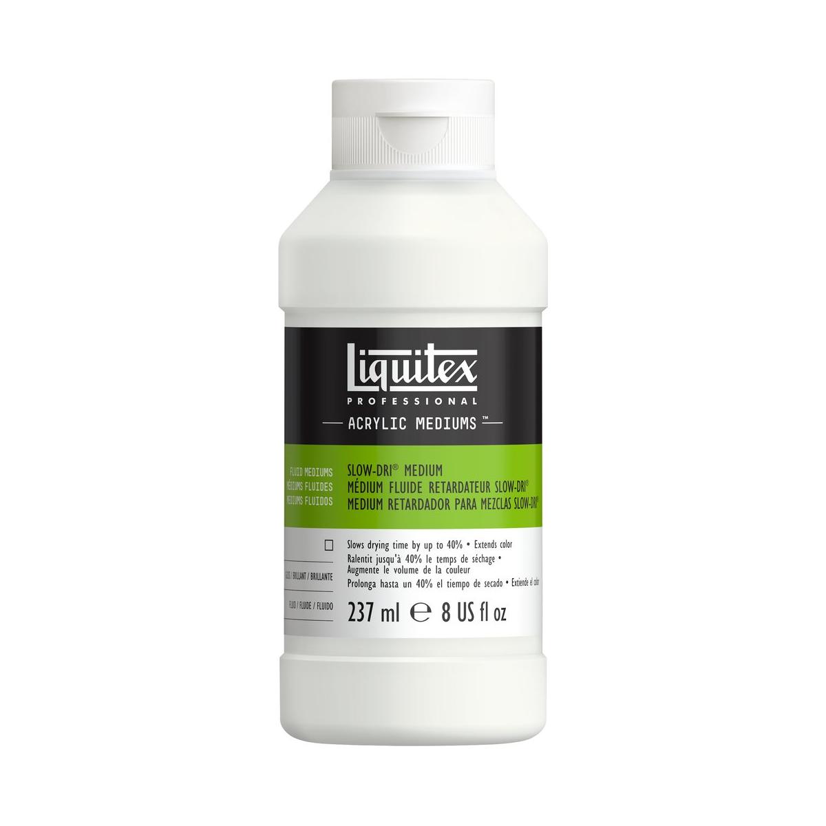 LIQUITEX SLOW-DRI MEDIUM...