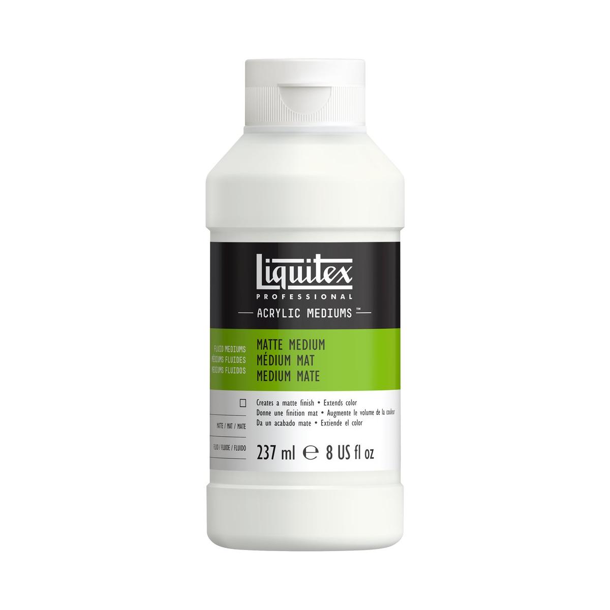 LIQUITEX MEDIUM MATE 237 ML
