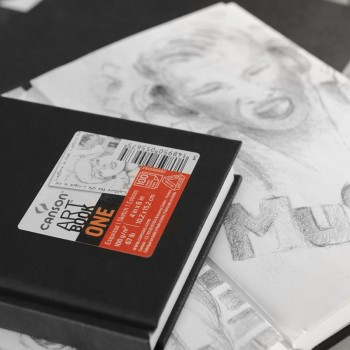 ART BOOK ONE CANSON A4 98...