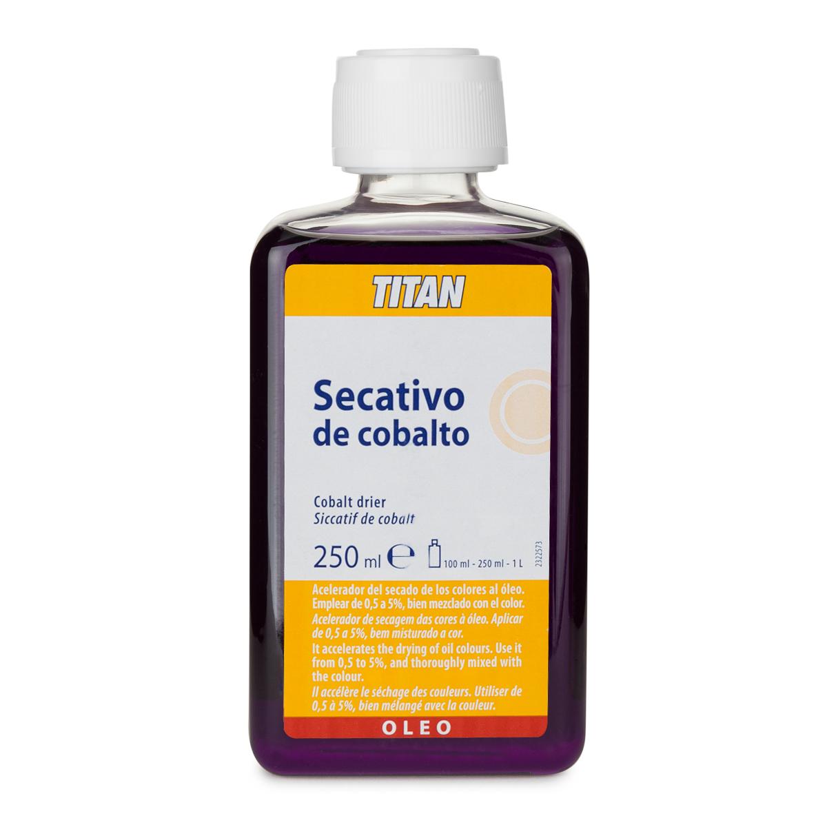 SECATIVO DE COBALTO TITAN...