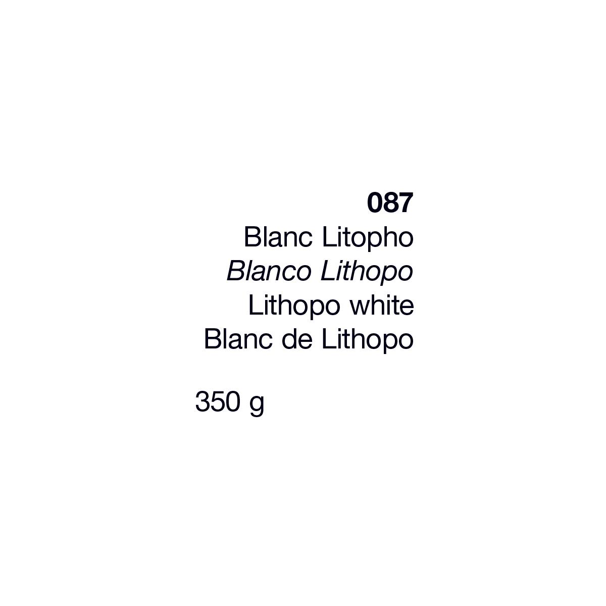 PIGMENTO BLANCO LITHOPONE...