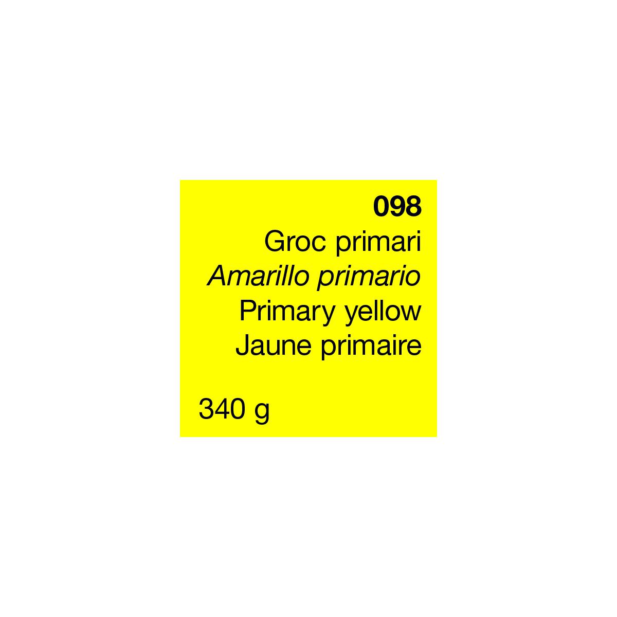 PIGMENTO AMARILLO PRIMARIO...