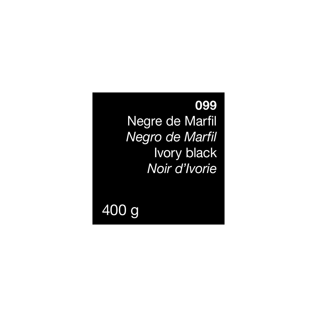 PIGMENTO NEGRO MARFIL DALBE...
