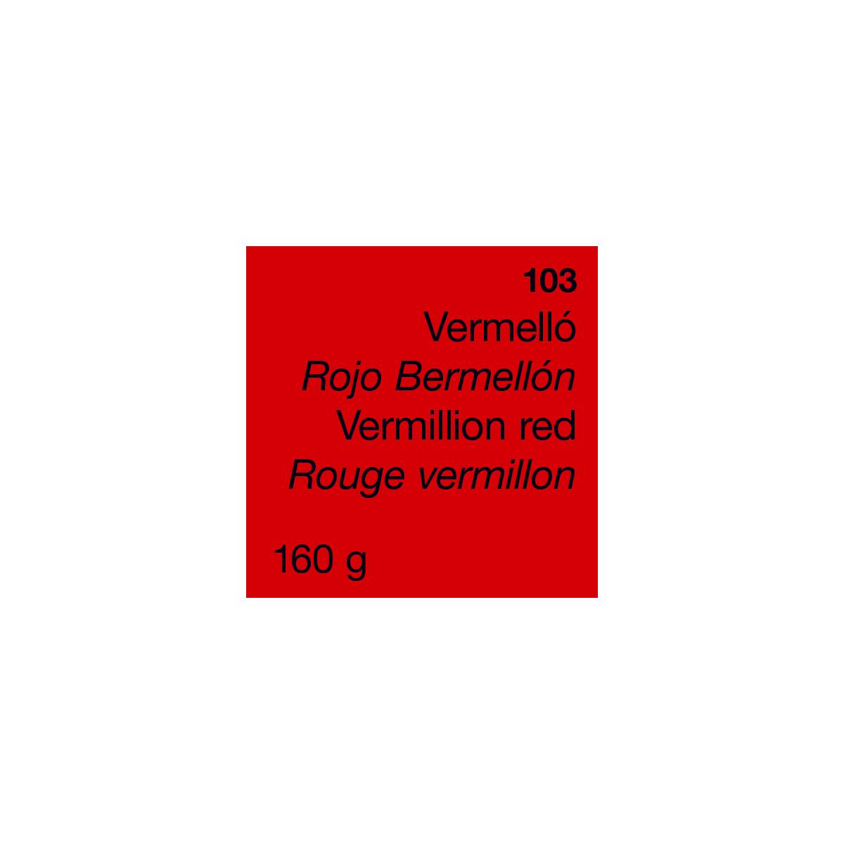 PIGMENTO BERMELLON DALBE...