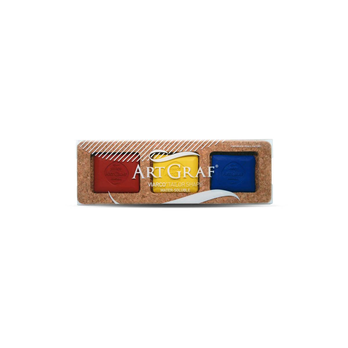 ARTGRAF SET 3 COLORES...