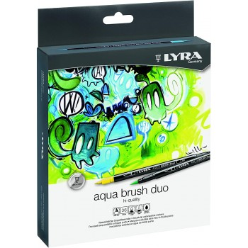 LYRA AQUA BRUSH DUO ESTUCHE...
