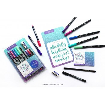 SET LETTERING TOMBOW...