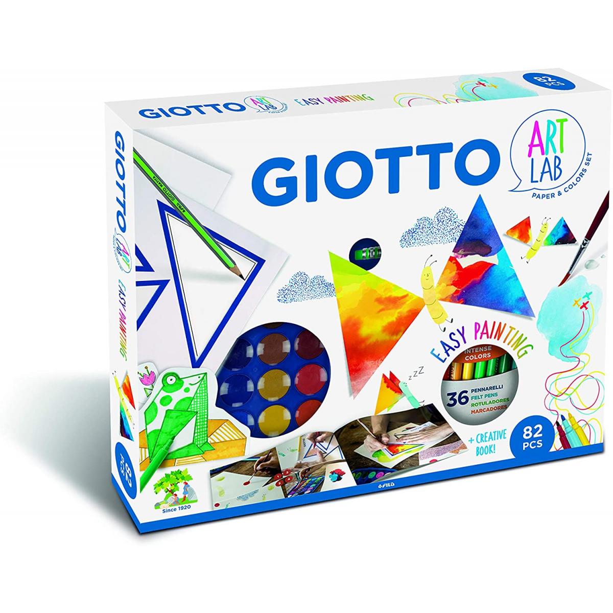 GIOTTO SET ART LAB EASY...