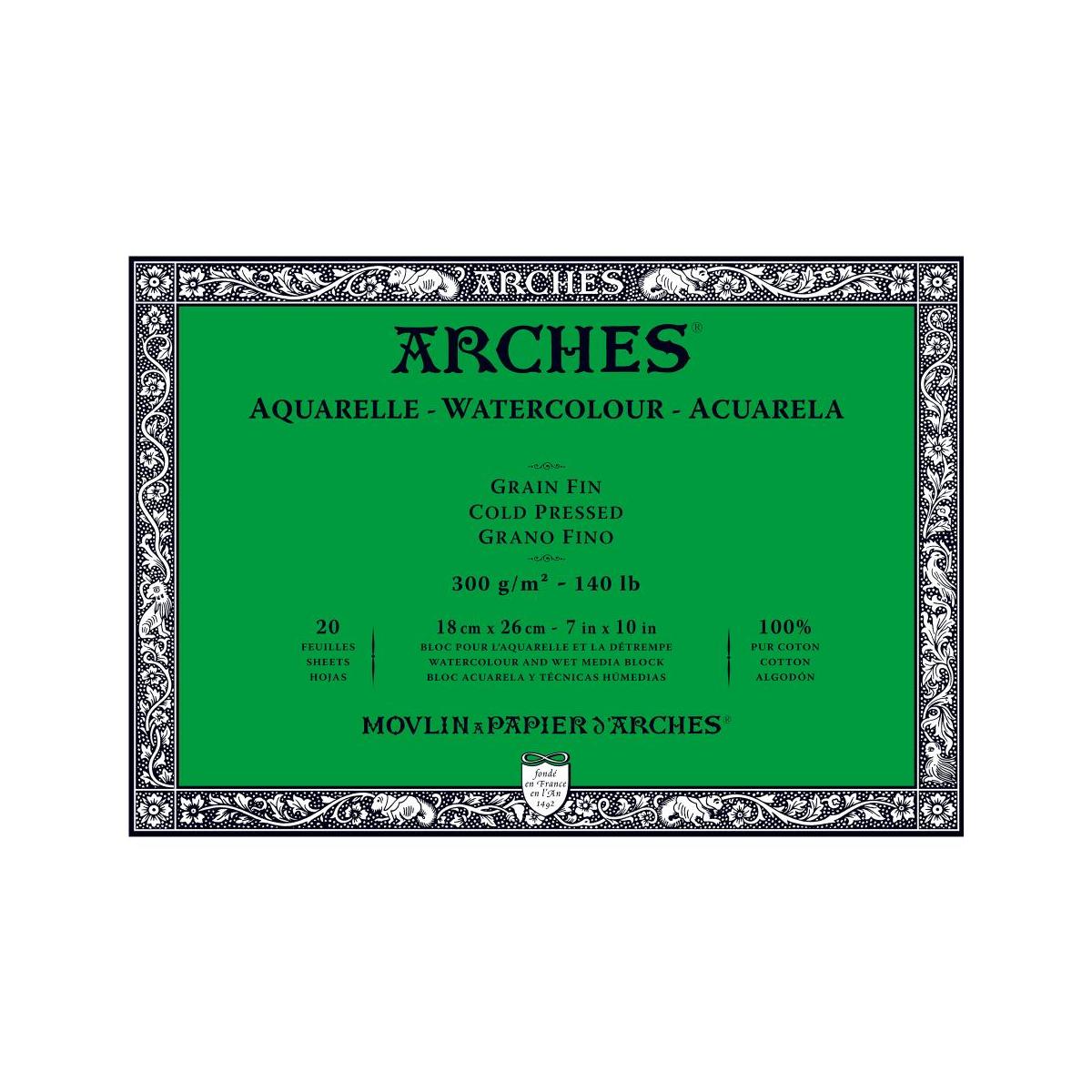 BLOC ARCHES 18x26 300...