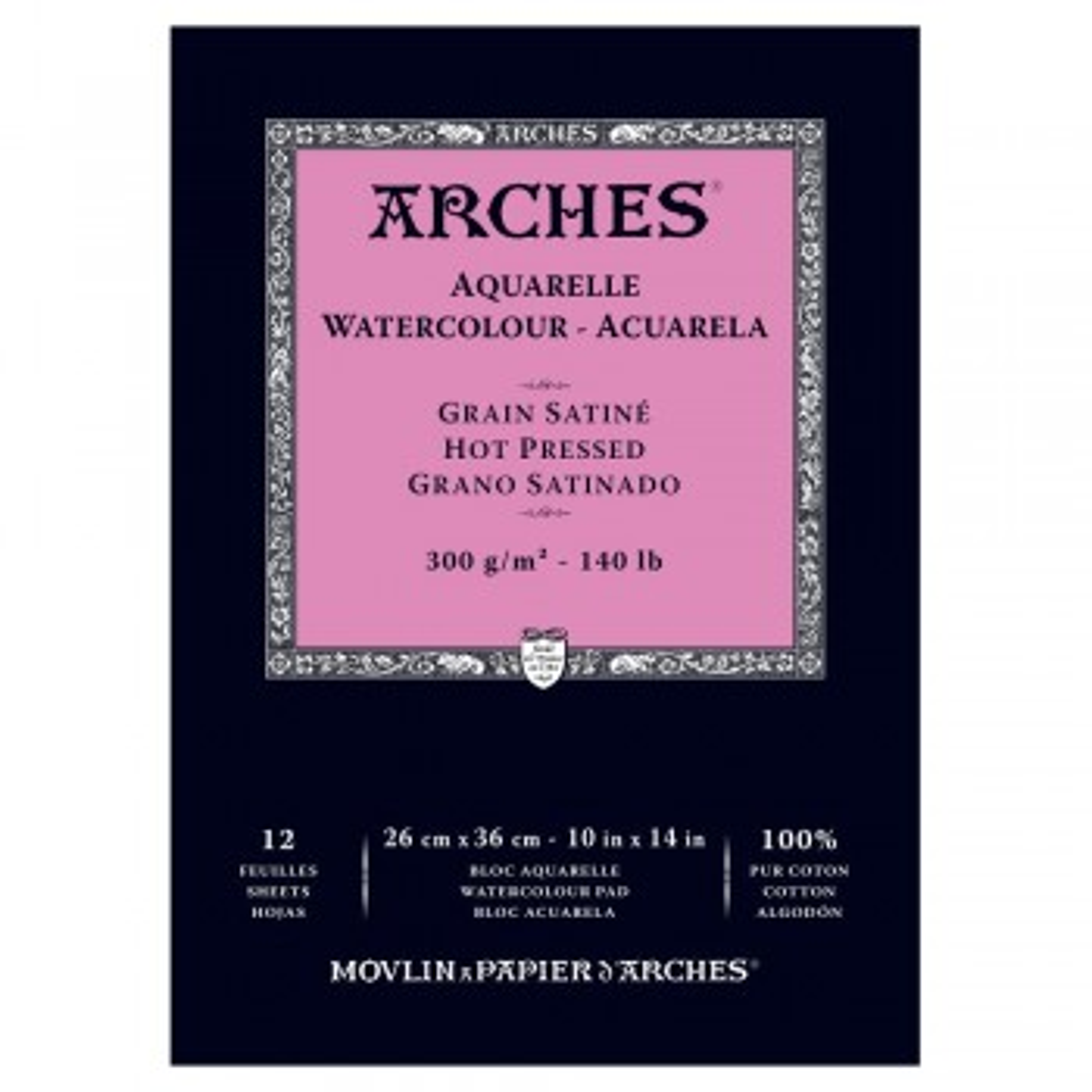 BLOC ARCHES 26X36 300G...