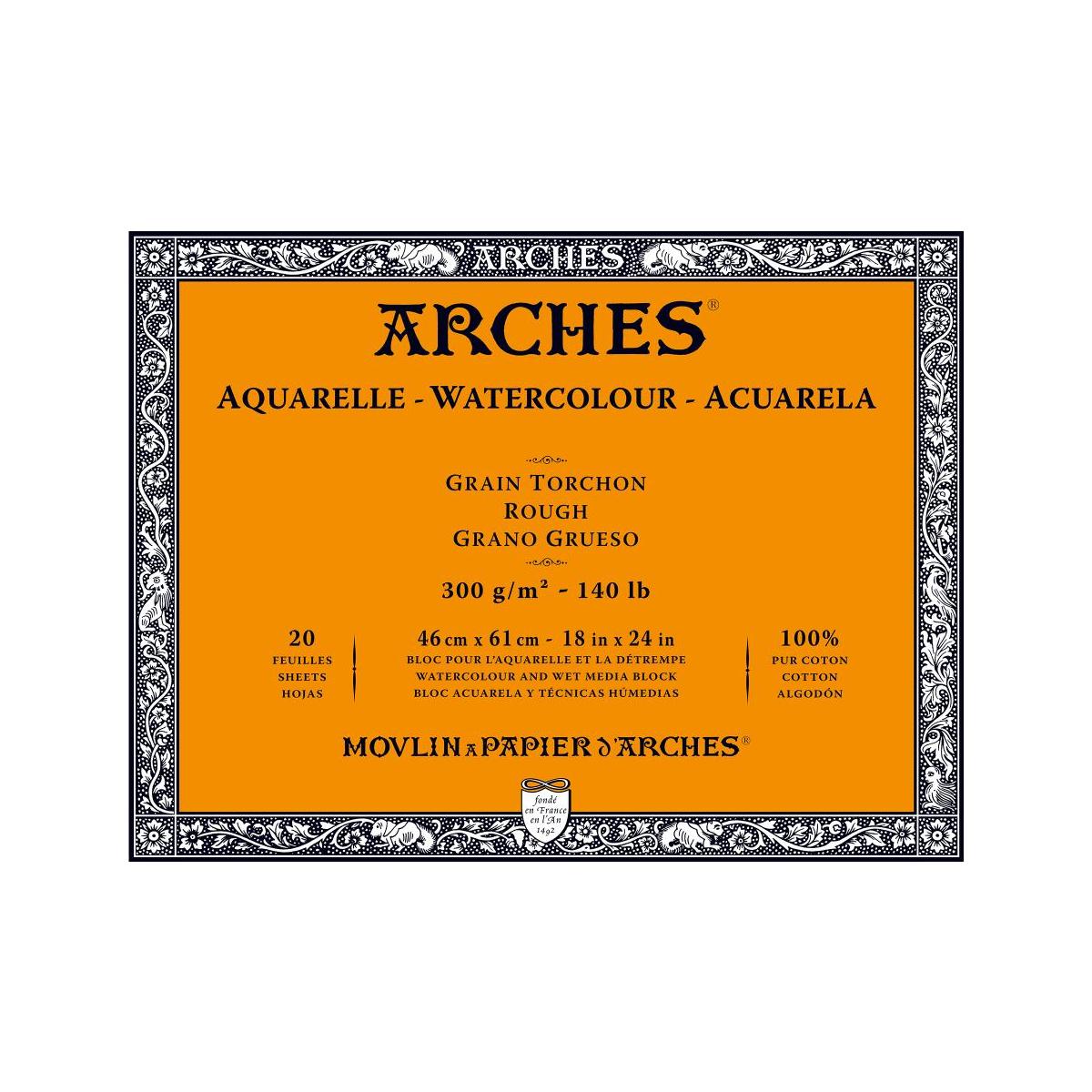 BLOC ARCHES 46x61 300...