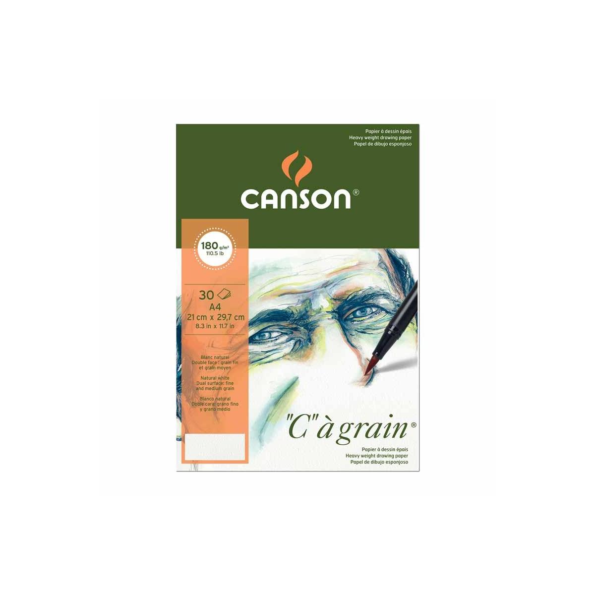 ALBUM CANSON C´À GRAIN A3+...