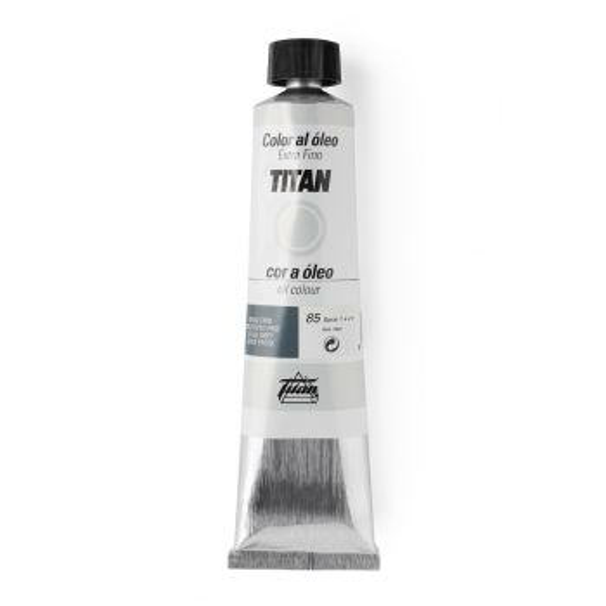 OLEO TITAN Nº85 200ML GRIS...