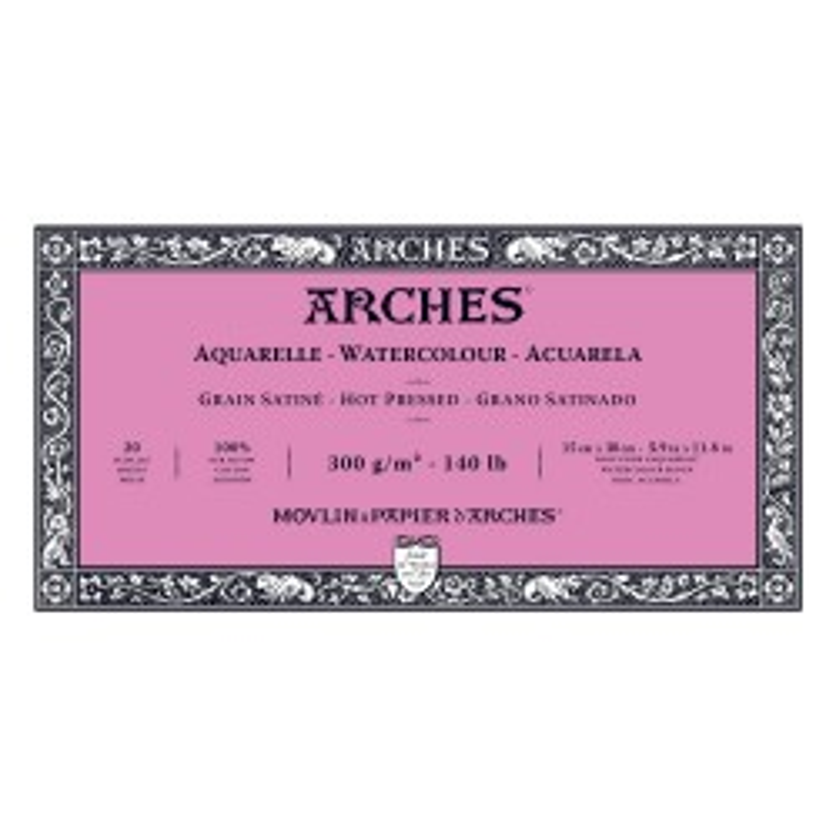 BLOC ARCHES 15X30 300...