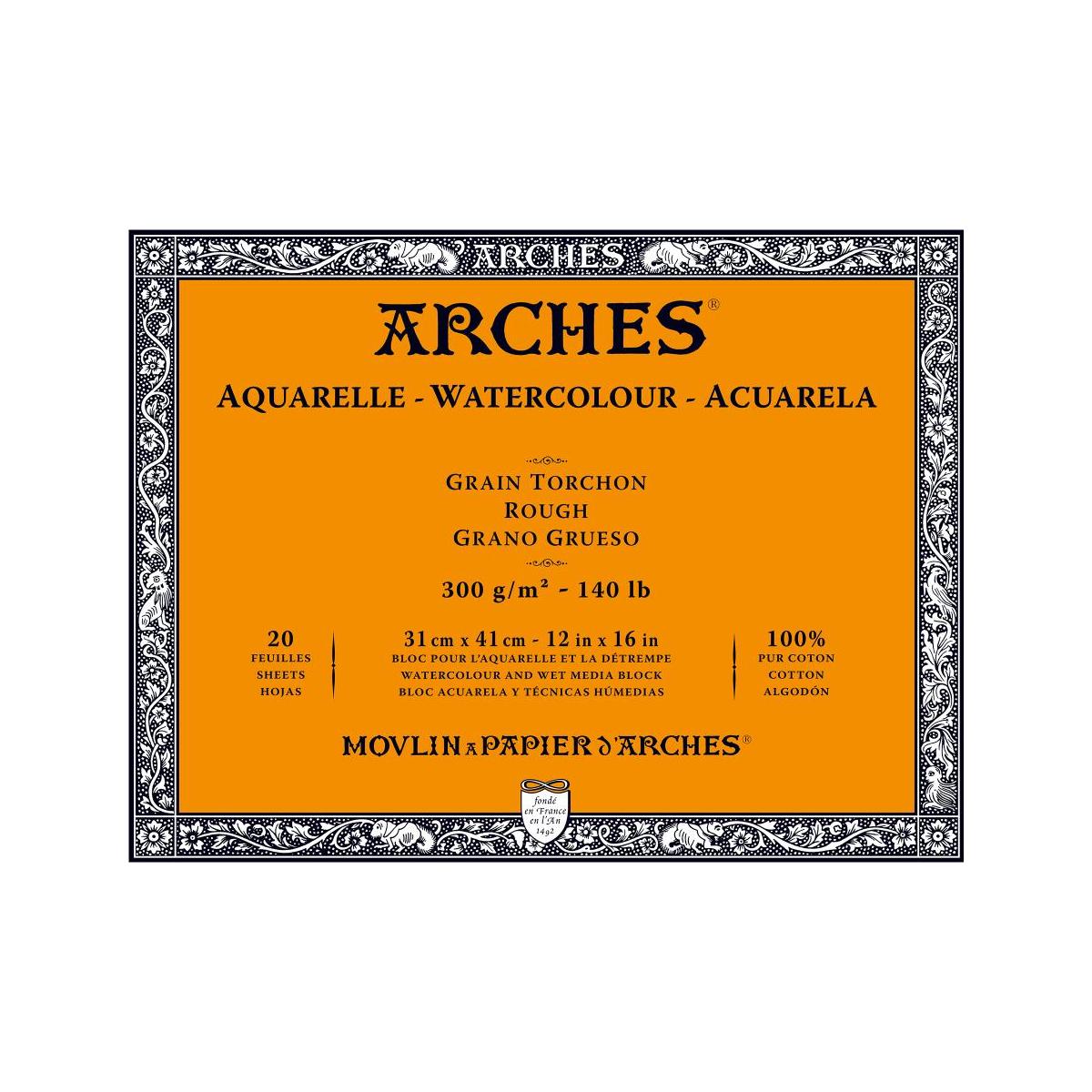 BLOC ARCHES 31X41 300...