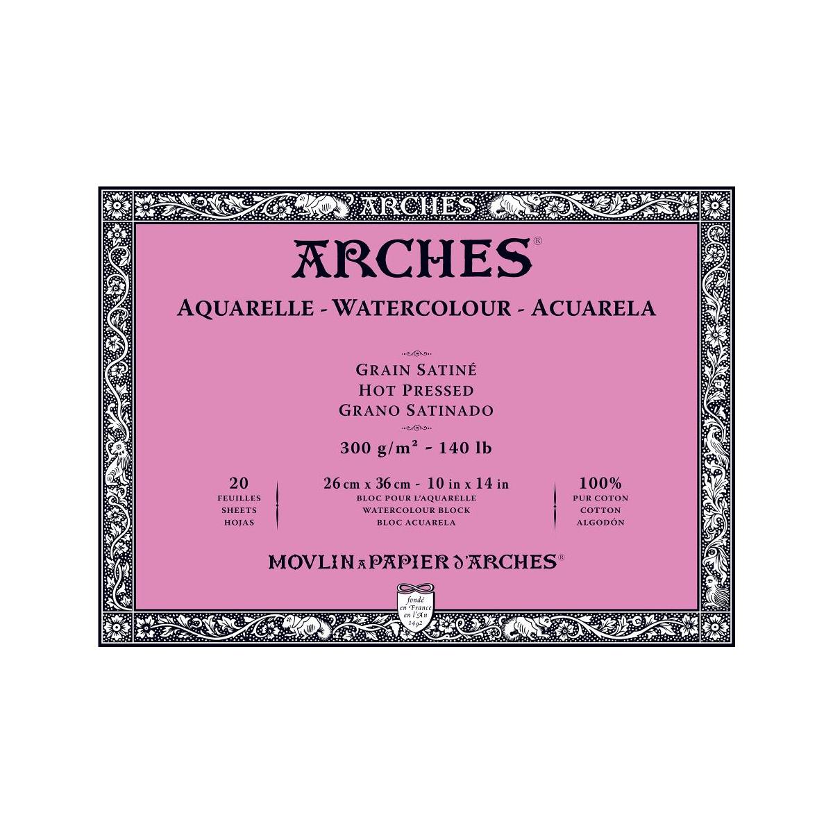 BLOC ARCHES 26x36 300...
