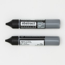 ABSTRACT LINER 701 GRIS NEUTRO