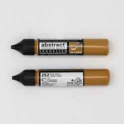 ABSTRACT LINER 252 OCRE...