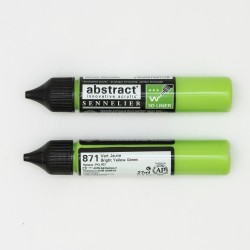ABSTRACT LINER 871 VERDE...