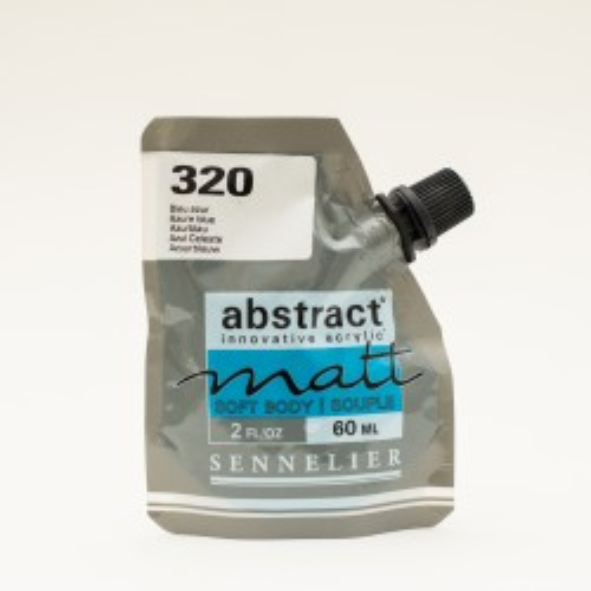ABSTRACT MATT 320 AZUL CELESTE