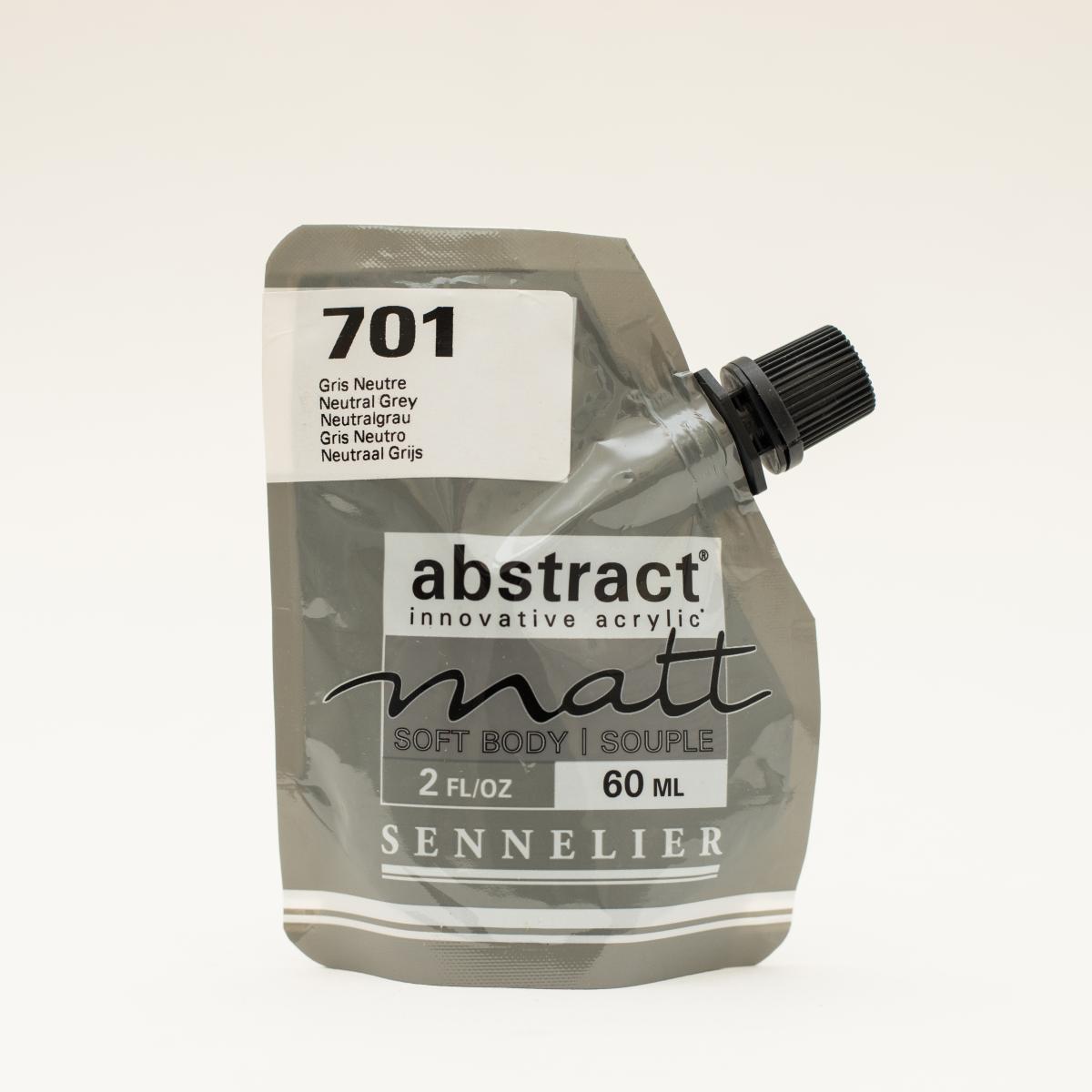ABSTRACT MATT 701 GRIS NEUTRO
