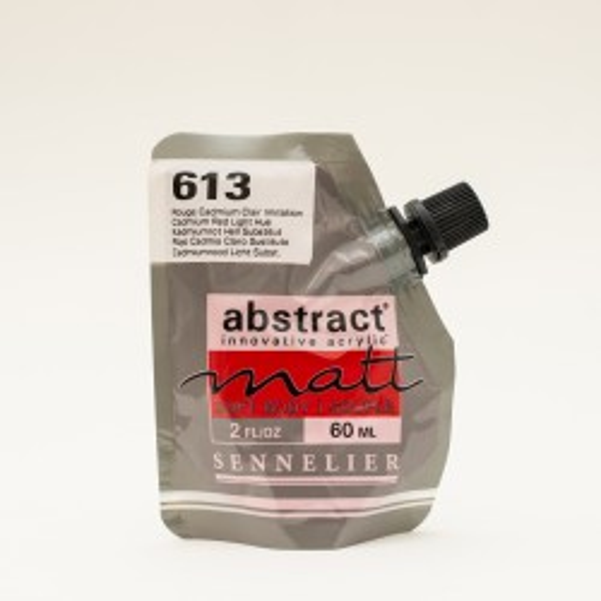 ABSTRACT MATT 613 ROJO...