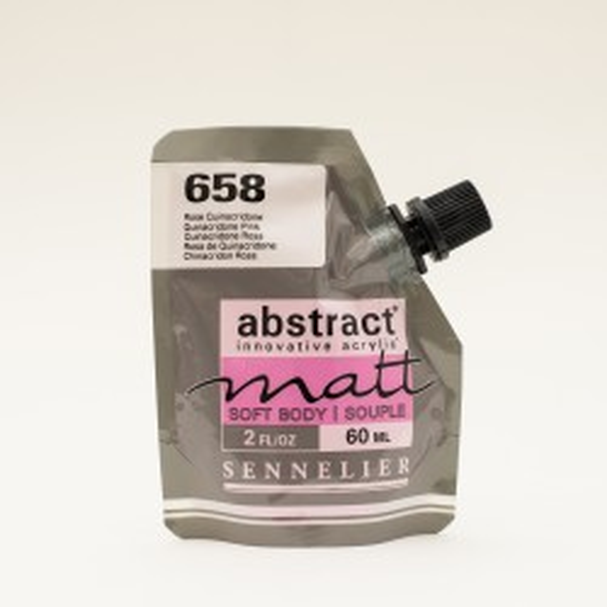 ABSTRACT MATT 658 ROSA DE...