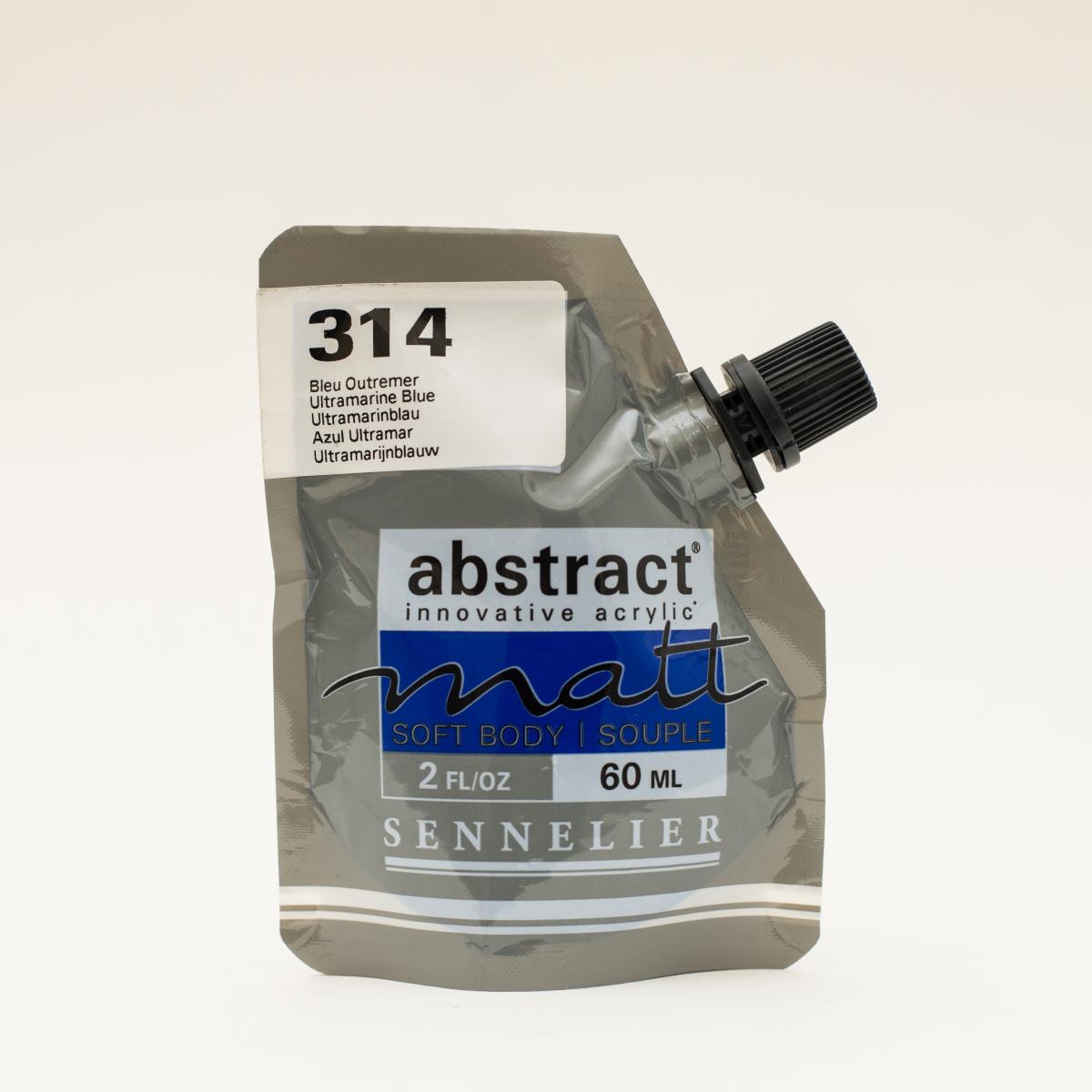 ABSTRACT MATT 314 AZUL...