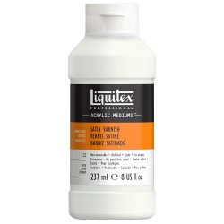 BARNIZ LIQUITEX SATINADO 237ML