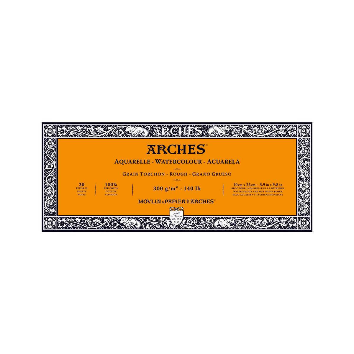 BLOC ARCHES 10X25 300...