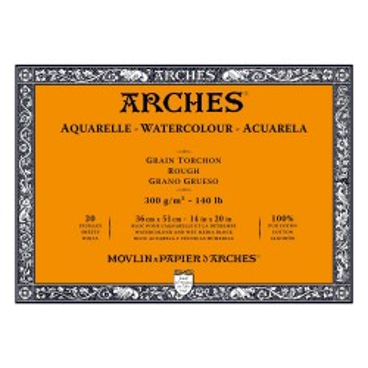 BLOC ARCHES 36x51 300...